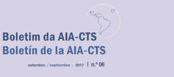 Boletim da AIA-CTS – Septiembre de 2017 | n.º06