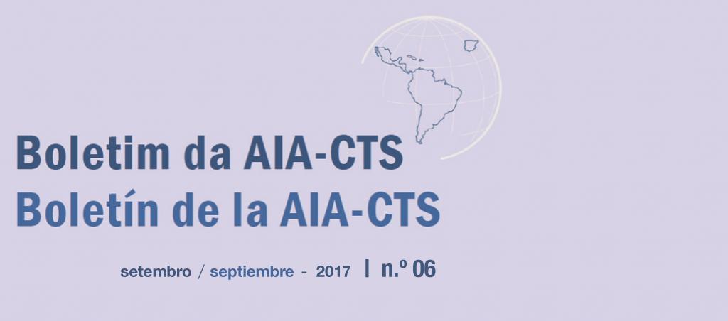 Boletim da AIA-CTS – Setembro de 2017 | n.º06