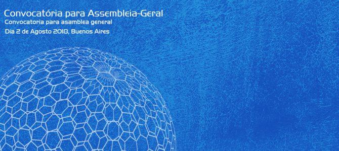 CONVOCATÓRIA | Assembleia Geral da AIA-CTS
