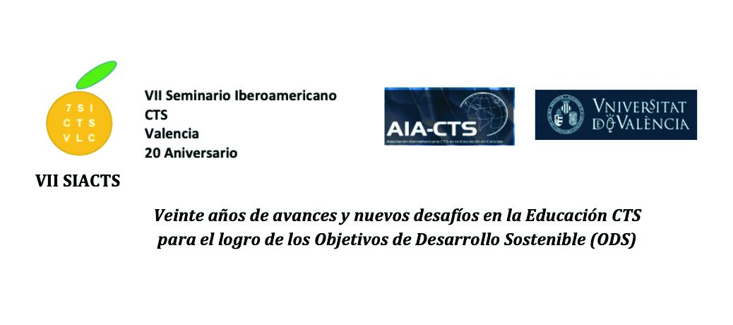 VII SIACTS | VII Seminário Ibero-americano CTS