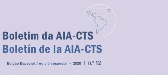 Boletín de la AIA-CTS – Junio de 2020 | n.º12
