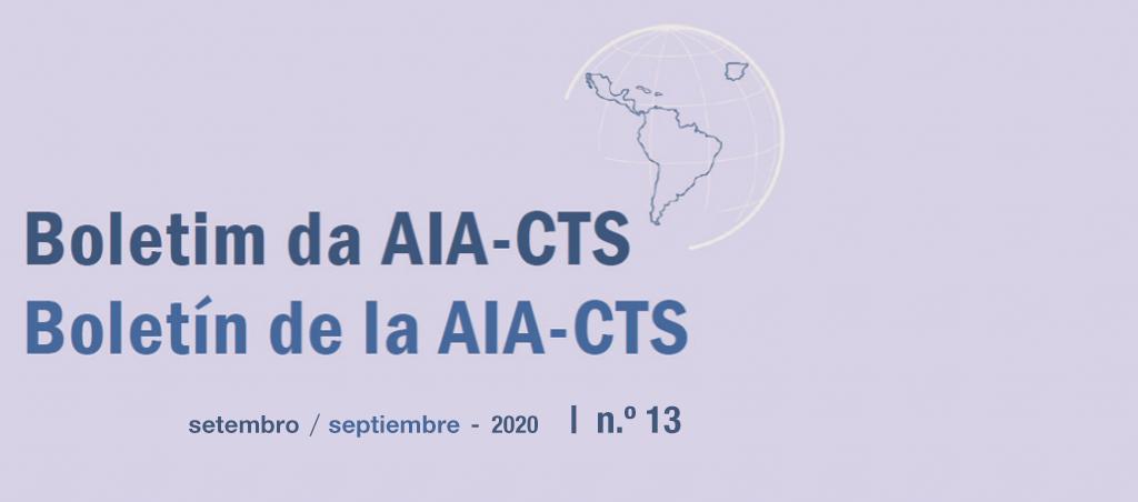 Boletim da AIA-CTS – Setembro de 2020 | n.º13