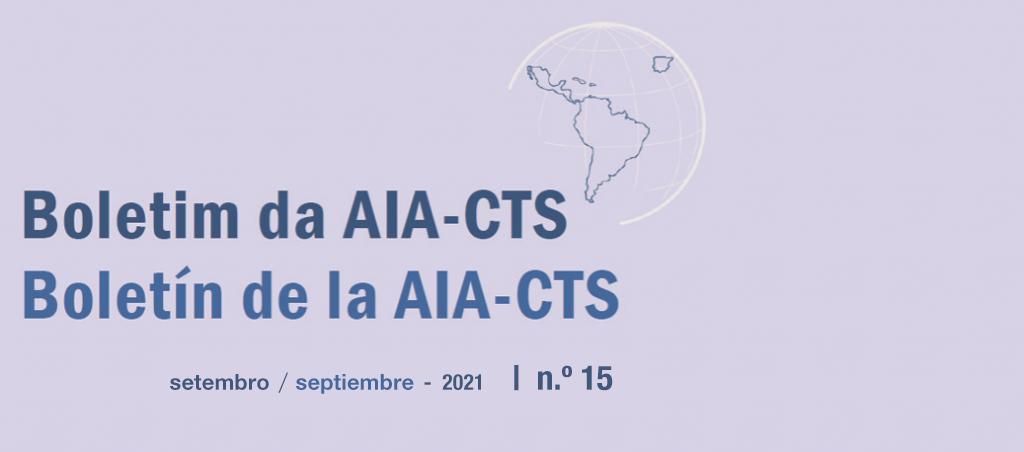 Boletim da AIA-CTS – Setembro de 2021 | n.º15